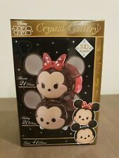 HANAYAMA 3D Puzzle Crystal Gallery Mickey and Minnie Mouse