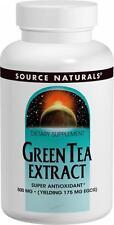 Green Tea Ext, 30-33mg EGCG 100mg, 30 ct, Source Naturals