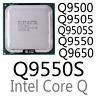 intel  Q9500 Q9505 Q9505S Q9550 Q9550S Q9650 LGA775 CPU Processor