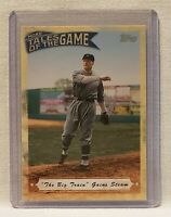 2010 TOPPS WALTER JOHNSON MORE TALES OF THE GAME BASEBALL CARD  MTOG-10