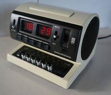 Grundig Sono-Clock 500a Vintage Wecker Radiowecker