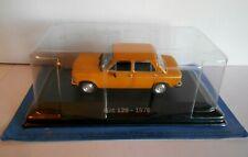 DIE CAST FIAT 128 -1978  SCALA 1/43