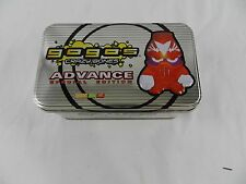 Gogos Crazy Bones Advanced Special Limited Edition Collector Tin Silver