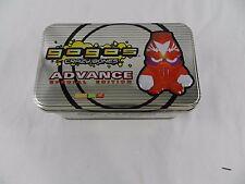 Gogos Crazy Bones Advanced Special Limited Edition Collector Tin Silver
