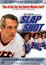 SLAP SHOT Movie POSTER 27x40 C Allan Nicholls Paul D'Amato Brad Sullivan Stephen