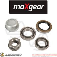 Wheel BEARING KIT FOR ABARTH FIAT 500 595 695 312 312 A3 000 312 A1 000 EAB MAXGEAR