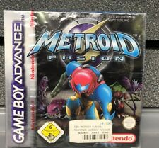 Metroid Fusion PAL Version | New & Sealed | Ships FAST