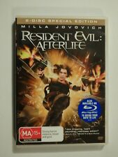 Resident Evil Afterlife 2 Disc Special Edition DVD Feat Milla Jovovich VERY GOOD