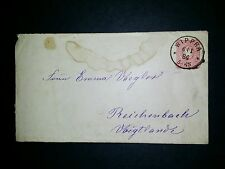 Briefmarken aus dem altdeutschen Preußen (bis 1945) als Ganzsache
