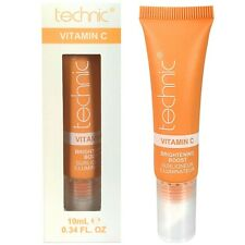 Technic Vitamin C Brightening Boast Tinted Eye Cream Moisturising & Concealer