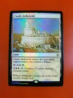 1x Castle Ardenvale | FOIL | Throne of Eldraine | MTG Magic Cards