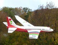 WURFGLEITER XL Flugzeug Boeing mit SUPER FLUGEIGENSCHAFTEN in TOP QUALITÄT   571
