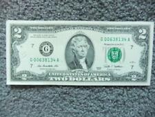 2 Dollar Schein Gunstig Kaufen Ebay