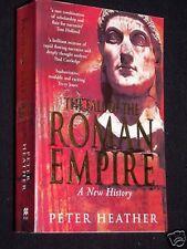 The Fall of the Roman Empire: A New History-2005-1st Ed Italian/Rome History