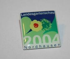 Landesgartenschau 2004 Nordhausen  PIN