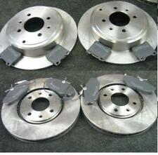 Peugeot 406 2.2 HDi Coupe 131 Drivetec Front Brake Discs 283mm Vented
