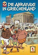 Die Abrafaxe in Griechenland 1 (2009, Gebundene Ausgabe)