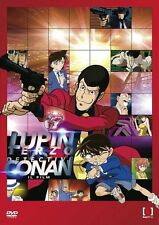 LUPIN III VS DETECTIVE CONAN  DVD ANIME