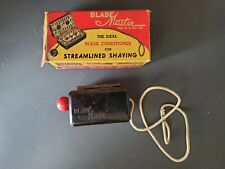 Blade Master 1930's Blade Conditioner Great Item For Shaving Collector