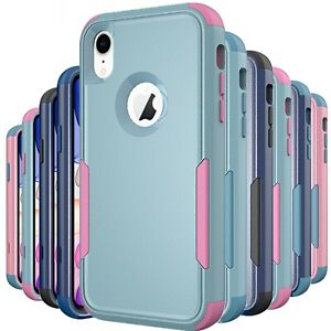 Shockproof Case For iPhone X , iPhone XR , iPhone Xs Max Heavy Duty Hard Cover