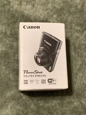 🔥New Canon PowerShot ELPH 190 IS / IXUS 180 20.0 MP Digital Camera - Blue 🔥