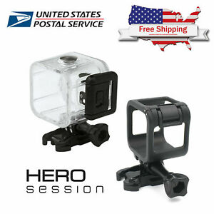 40m Underwater Waterproof Diving Housing+Frame Cover Case Gopro Hero 4 5 Session