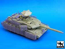 Leopard 2A6M peut barracuda, T35039, chien noir, 1:35