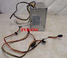 320W Power Supply HP Pro 6005  Elite 8000 503378-001 508154-001 + 2 Sata Cables