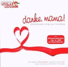 Danke, Mama! (2007) Tom Gaebel, Roger Cicero & Julia Hülsmann Trio, Thoma.. [CD]