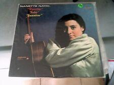 NANETTE NATAL - YESTERDAY TODAY TOMORROW * SOUL FUNK LP VANGUARD