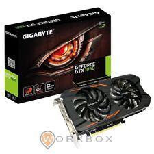 Gigabyte Gv-n1050wf2oc-2gd Scheda grafica nVidia GeForce GTX 1050 2gb Gddr5 inte