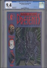 Dark Horse Presents #34 CGC 9.4 1989 1st Aliens Comic!Key Issue: NEW CGC FRAME