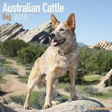 Australian Cattle Dog 2018 Calendar 15% OFF MULTI ORDERS!