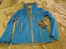 NORTH FACE ENZO JACKET MEDIUM SUMMIT SERIES GORE TEX PRO RECCO Ski Snowboard NWT
