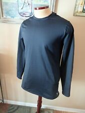 Under Armour Cold Gear Black Fitted Long Sleeve Shirt Size L NWT! $50 msrp