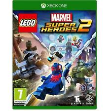 LEGO Marvel Superheroes 2 Xbox One - Kids Game NEW & SEALED 1 X