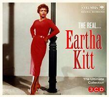 Eartha Kitt - The Real... Eartha Kitt [CD]
