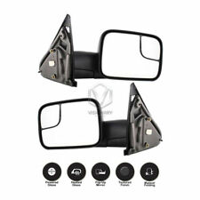 New Front Left and Right Side Towing Mirror Set For Dodge Ram 1500 2002-2008
