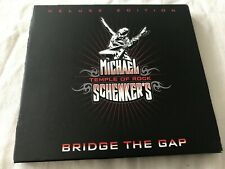 Michael Schenker's Temple of Rock - Bridge the Gap [Deluxe] MSG UFO Dokken RARE