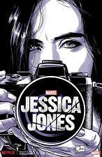 Jessica Jones poster (b)  -  11 x 17 inches