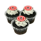 NRL St George Illawarra Dragons Edible Image Birthday Cup Cake Topper Decoration