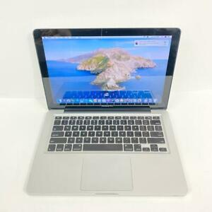 "Apple Macbook Pro 13"" Core i5 2.5GHz 8GB RAM 500GB HDD | MacOS Catalina"