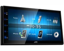 JVC KW-M24BT - 2-DIN Bluetooth MP3 USB Autoradio KFZ Auto PKW Radio
