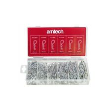 150PC COTTER PINS ASSORTED HAIR PIN SET R CLIP RETAINING CLIP HITCH PINS LYNCH