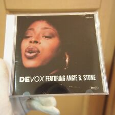 Used_CD DEVOX FEATURING De box Angie B Stone Free Shipping FROM JAPAN BT51