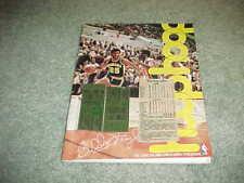 1980 Indiana Pacers v Milwaukee Bucks Basketball Program with tickets 1/3