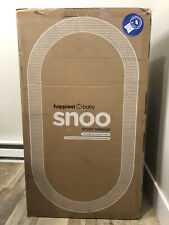 Happiest Baby Snoo Smart Sleeper Bassinet with 3 Snoo Sacks - New