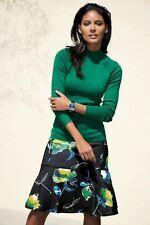 Next Peplum Hem Floral Skirt 12