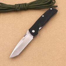 Enlan L01 Outdoor Liner Packet Camping Folding Knife 8Cr13Mov Blade G10 Handle