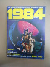 1985 Rivista Fumetti n°5 Mutant World di Richard Corben  - Esteban Maroto [G871]
